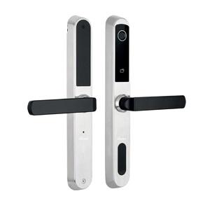 Khóa điện tử, vân tay thông minh Demax SL101 SUS (dành cho cửa nhôm xingfa, cửa sắt)
