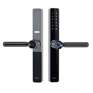 Khóa điện tử, vân tay thông minh Demax SL102 (dành cho cửa nhôm xingfa, cửa sắt)