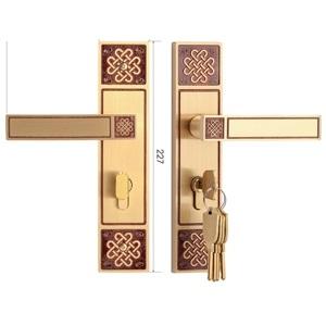 Khóa cửa chính cao cấp Demax CLK419