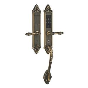 Khóa điện tử, vân tay dùng cho đại sảnh, biệt thự KASSLER KL-969 GR