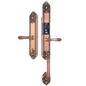 Khóa điện tử, vân tay dùng cho đại sảnh, biệt thự KASSLER KL-979 R