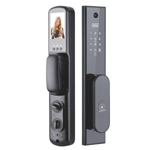 Khóa điện tử, vân tay thông minh màn hình chuông KASSLER KL-890