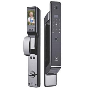 Khóa điện tử, vân tay thông minh màn hình chuông KASSLER KL-889