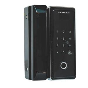 Khóa điện tử, vân tay thông minh KASSLER KL-589 (dành cho cửa kính)
