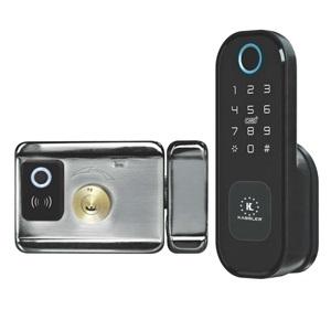 Khóa điện tử, vân tay thông minh KASSLER KL-579BL (dành cho cửa cổng)